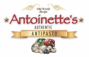 Antoinette's Authentic Antipasto Logo - Retina