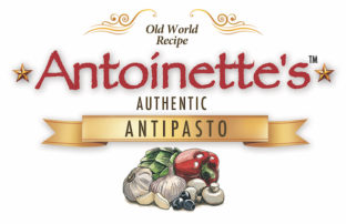 Antoinette's Authentic Antipasto Logo